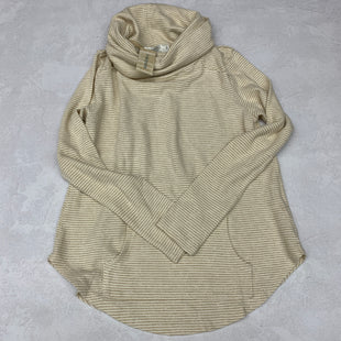 Primary Photo - BRAND: SUNDANCE STYLE: SWEATER LIGHTWEIGHT COLOR: CREAM SIZE: XS OTHER INFO: NEW! SKU: 191-191175-18341