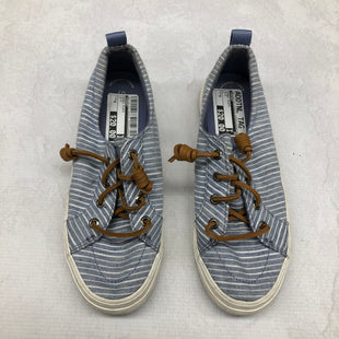 Primary Photo - BRAND: SPERRY STYLE: SHOES FLATS COLOR: BLUE SIZE: 6 SKU: 191-191175-15235