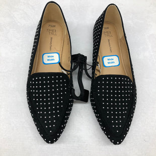 Primary Photo - BRAND: TIME AND TRU STYLE: SHOES FLATS COLOR: BLACK SIZE: 6 SKU: 191-19145-17643