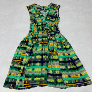 Primary Photo - BRAND: TRACY REESE STYLE: DRESS SHORT SLEEVELESS COLOR: GREEN SIZE: M SKU: 191-191212-8869