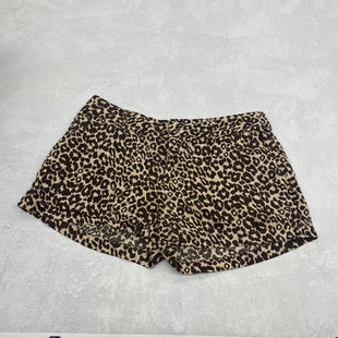 Primary Photo - BRAND: KENAR STYLE: SHORTS COLOR: ANIMAL PRINT SIZE: 8 SKU: 191-191211-5906