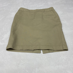 Primary Photo - BRAND: MERONA STYLE: SKIRT COLOR: TAN SIZE: S SKU: 191-191211-5260