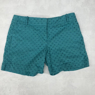 Primary Photo - BRAND: ANN TAYLOR LOFT STYLE: SHORTS COLOR: BLUE SIZE: 10 SKU: 191-19145-13492