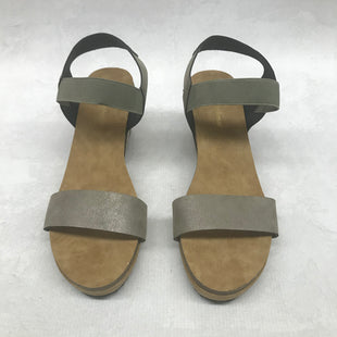 Primary Photo - BRAND:    CLOTHES MENTOR STYLE: SANDALS LOW COLOR: TAN SIZE: 10 OTHER INFO: JOLIMALL - SKU: 191-191229-1655