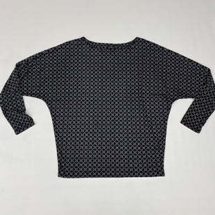 Primary Photo - BRAND: WORTHINGTON STYLE: TOP LONG SLEEVE COLOR: BLACK SIZE: L SKU: 191-19158-33790
