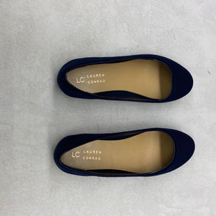 Primary Photo - BRAND: LAUREN CONRAD STYLE: SHOES FLATS COLOR: NAVY SIZE: 7.5 SKU: 191-191218-6459