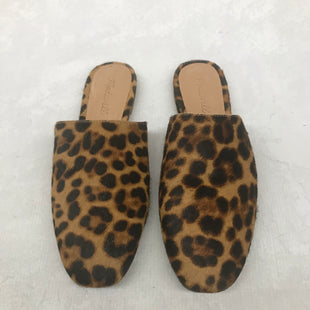 Primary Photo - BRAND: MADEWELL STYLE: SHOES FLATS COLOR: ANIMAL PRINT SIZE: 8 SKU: 191-191220-1751