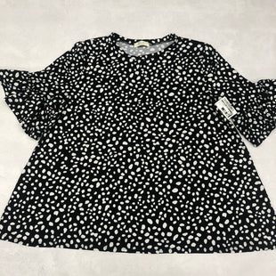 Primary Photo - BRAND:    CLOTHES MENTOR STYLE: TOP LONG SLEEVE BASIC COLOR: POLKADOT SIZE: XL SKU: 191-191212-8990
