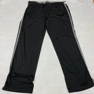 Primary Photo - BRAND: MADE FOR LIFE STYLE: ATHLETIC PANTS COLOR: BLACK SIZE: XL SKU: 191-191212-8847