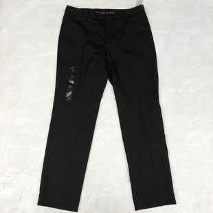 Primary Photo - BRAND: BANANA REPUBLIC O STYLE: PANTS COLOR: BLACK SIZE: 10 SKU: 191-19158-31614