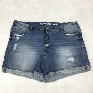 Primary Photo - BRAND: WALLFLOWER STYLE: SHORTS COLOR: DENIM BLUE SIZE: 24 SKU: 191-191212-9199