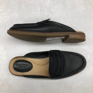 Primary Photo - BRAND: SPERRY STYLE: SHOES FLATS COLOR: BLACK SIZE: 5.5 SKU: 191-19145-17431