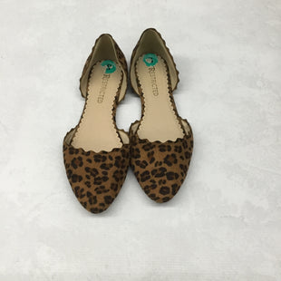 Primary Photo - BRAND: RESTRICTED STYLE: SHOES FLATS COLOR: ANIMAL PRINT SIZE: 8 SKU: 191-191175-15404