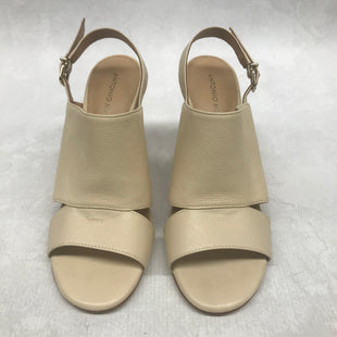 Primary Photo - BRAND: ANTONIO MELANI STYLE: SHOES LOW HEEL COLOR: BONE SIZE: 8 SKU: 191-191107-2749