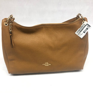 Primary Photo - BRAND: COACH STYLE: HANDBAG DESIGNER COLOR: BROWN SIZE: MEDIUM SKU: 191-191219-3228