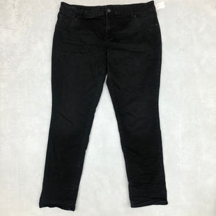 Primary Photo - BRAND: MAURICES STYLE: JEANS COLOR: BLACK SIZE: 22 SKU: 191-191175-17439