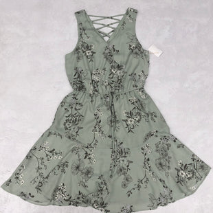 Primary Photo - BRAND: MAURICES STYLE: DRESS SHORT SLEEVELESS COLOR: GREEN SIZE: XS SKU: 191-19145-18386