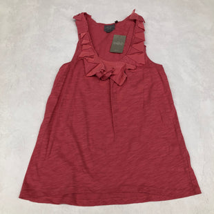 Primary Photo - BRAND: ANTHROPOLOGIE STYLE: TOP SLEEVELESS COLOR: PINK SIZE: M SKU: 191-19158-32908