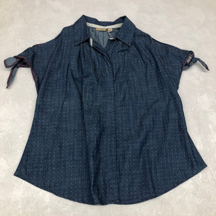 Primary Photo - BRAND: HOLDING HORSES STYLE: TOP SHORT SLEEVE COLOR: BLUE SIZE: M SKU: 191-191196-5560