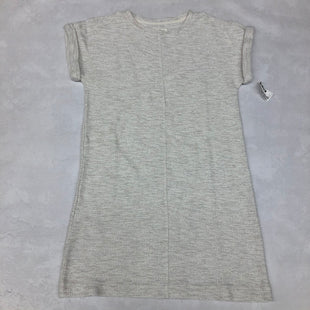 Primary Photo - BRAND: LOU AND GREY BY LOFT STYLE: DRESS SHORT SHORT SLEEVE COLOR: GREY SIZE: S SKU: 191-191196-7087