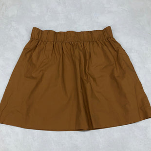 Primary Photo - BRAND: J CREW STYLE: SKIRT COLOR: MUSTARD SIZE: S SKU: 191-191217-1289