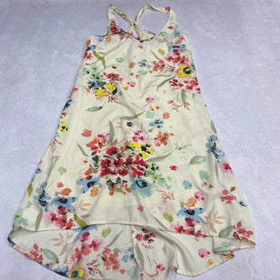 Primary Photo - BRAND: H&M STYLE: DRESS SHORT SLEEVELESS COLOR: FLORAL SIZE: S SKU: 191-191217-788