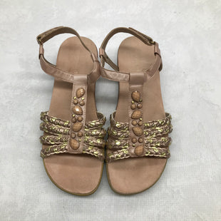 Primary Photo - BRAND: EASY SPIRIT STYLE: SANDALS FLAT COLOR: PINK SIZE: 8.5 SKU: 191-191175-17429