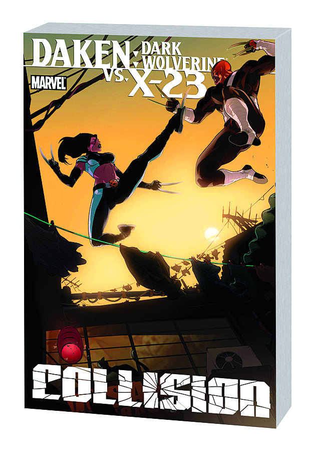 DAKEN X-23 COLLISION TP | The Multiverse