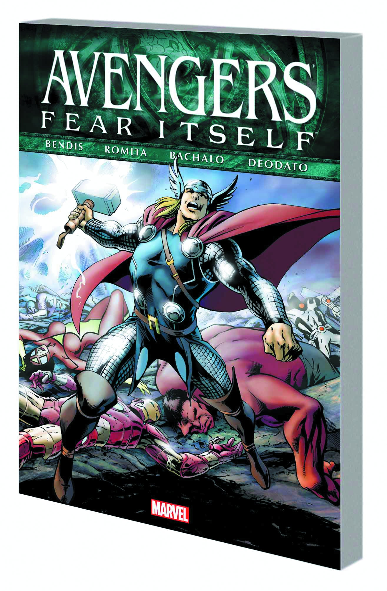 FEAR ITSELF TP AVENGERS | The Multiverse