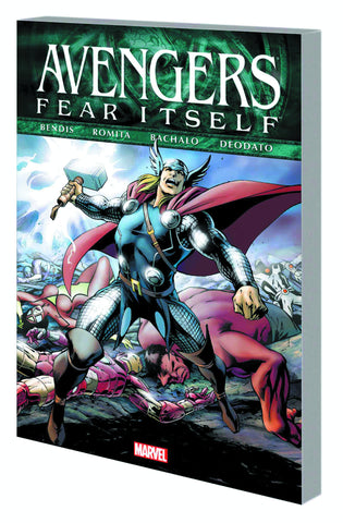FEAR ITSELF TP AVENGERS