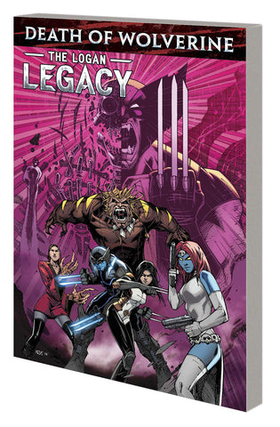 DEATH OF WOLVERINE TP LOGAN LEGACY