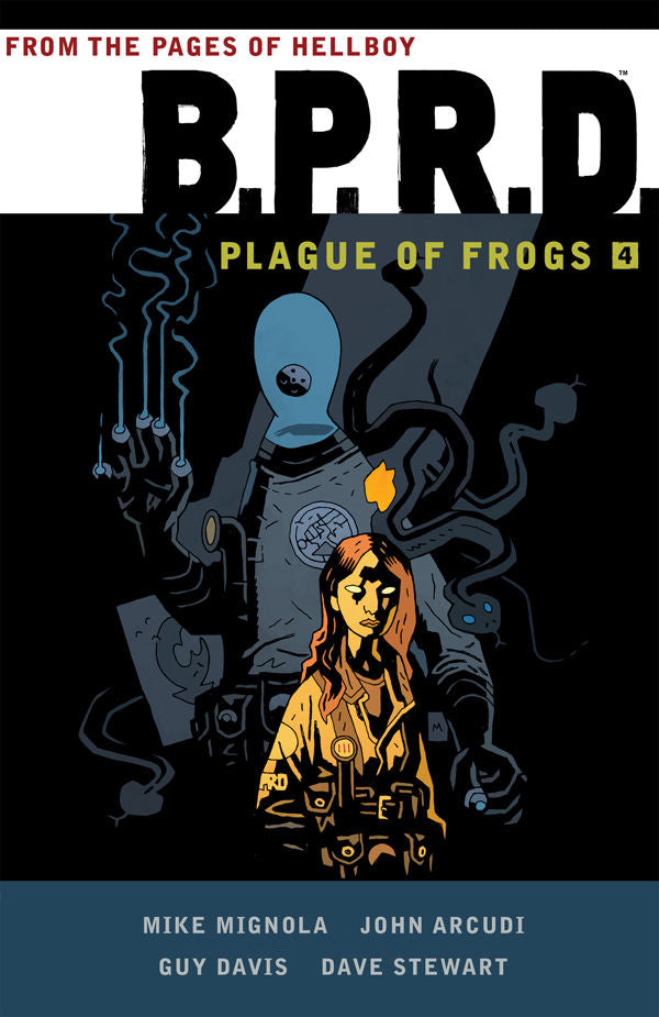 BPRD PLAGUE OF FROGS TP VOL 04 (C: 0-1-2) | The Multiverse
