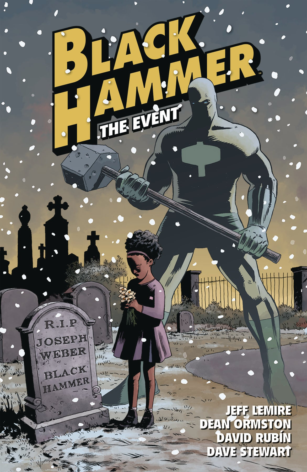 BLACK HAMMER TP VOL 02 THE EVENT | The Multiverse