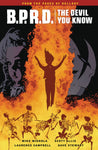 BPRD DEVIL YOU KNOW TP VOL 01 (C: 0-1-2)