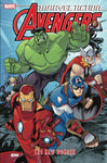MARVEL ACTION AVENGERS TP BOOK 01 NEW DANGER (C: 0-1-2)