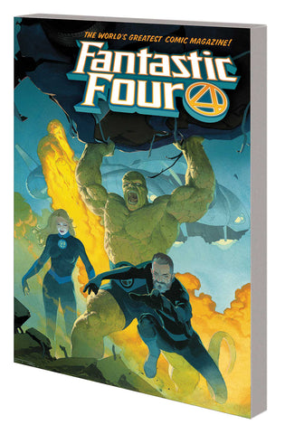 FANTASTIC FOUR TP VOL 01 FOUREVER
