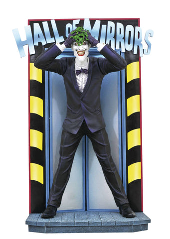 DC COMIC GALLERY KILLING JOKE JOKER PVC FIG