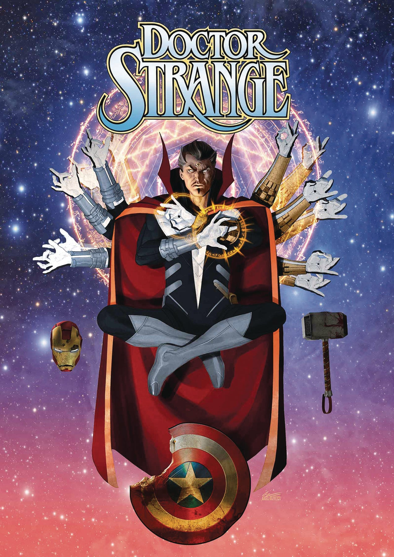 DOCTOR STRANGE BY MARK WAID TP VOL 04 CHOICE | The Multiverse