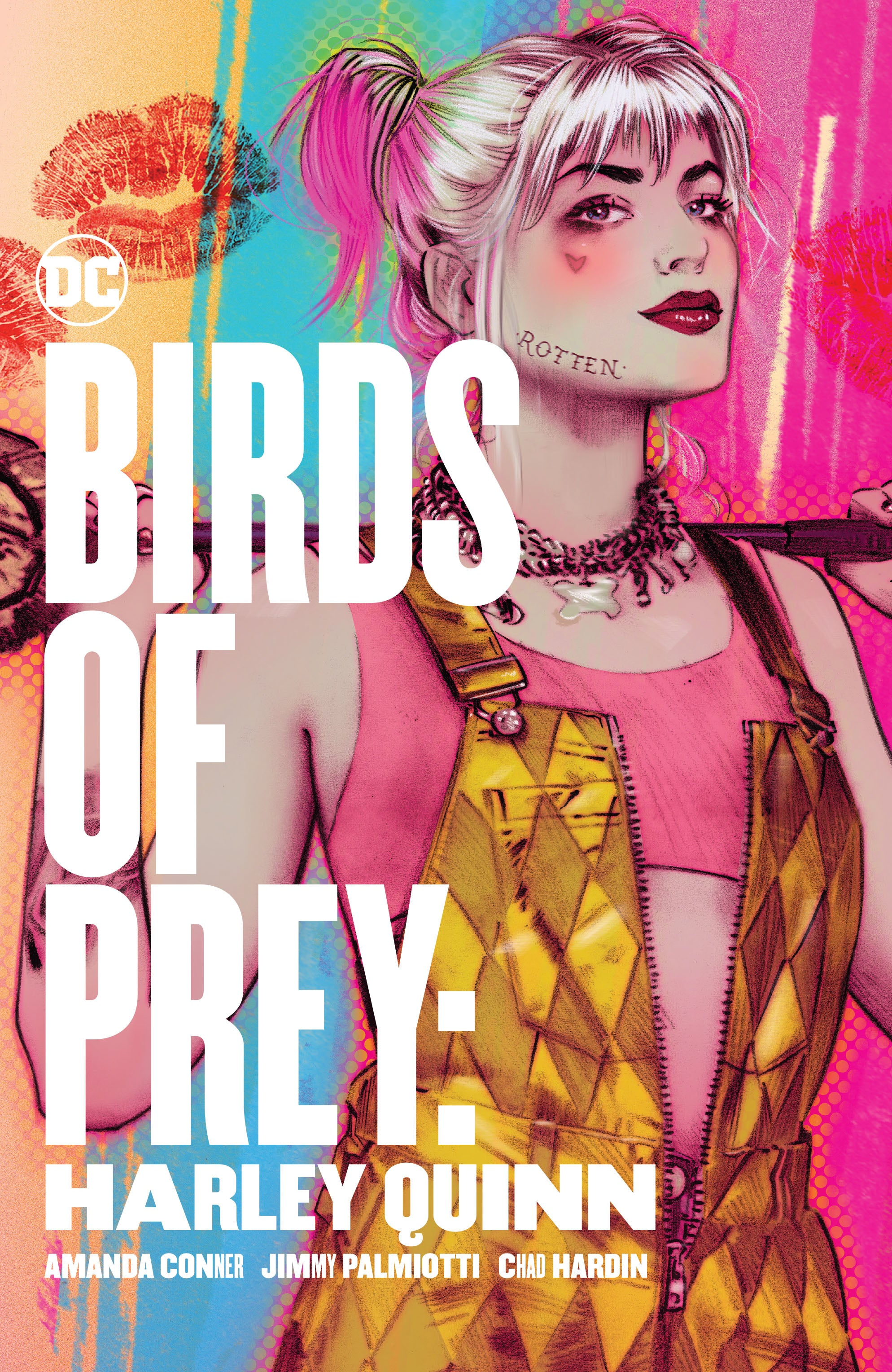 BIRDS OF PREY HARLEY QUINN TP | The Multiverse