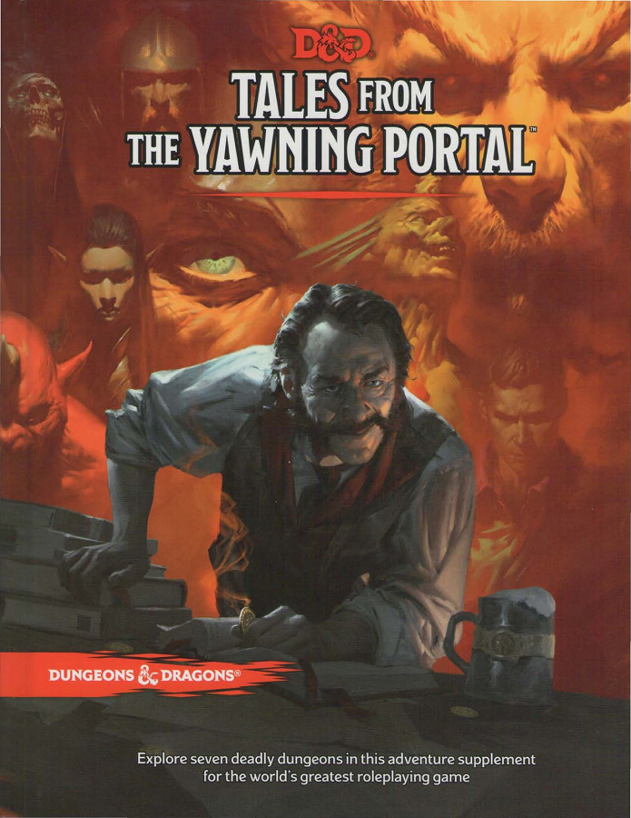 D&D 5E: Tales from the Yawning Portal | The Multiverse