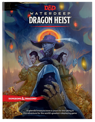 D&D 5E: Dragon Heist