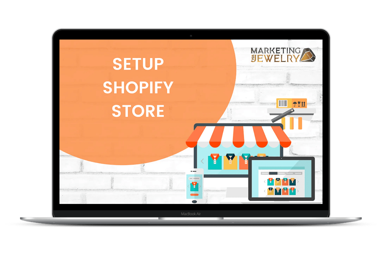Configurer le magasin Shopify