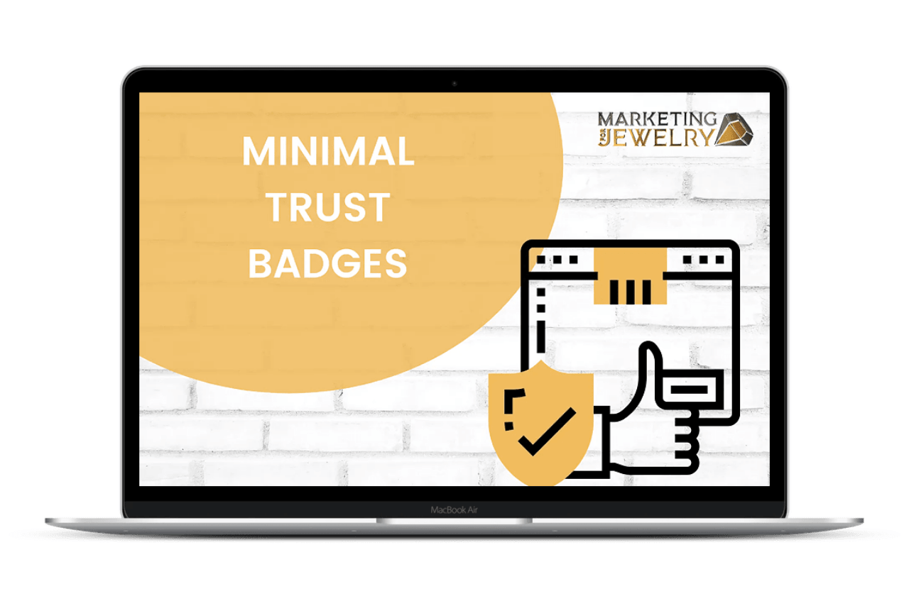 Trust badges design