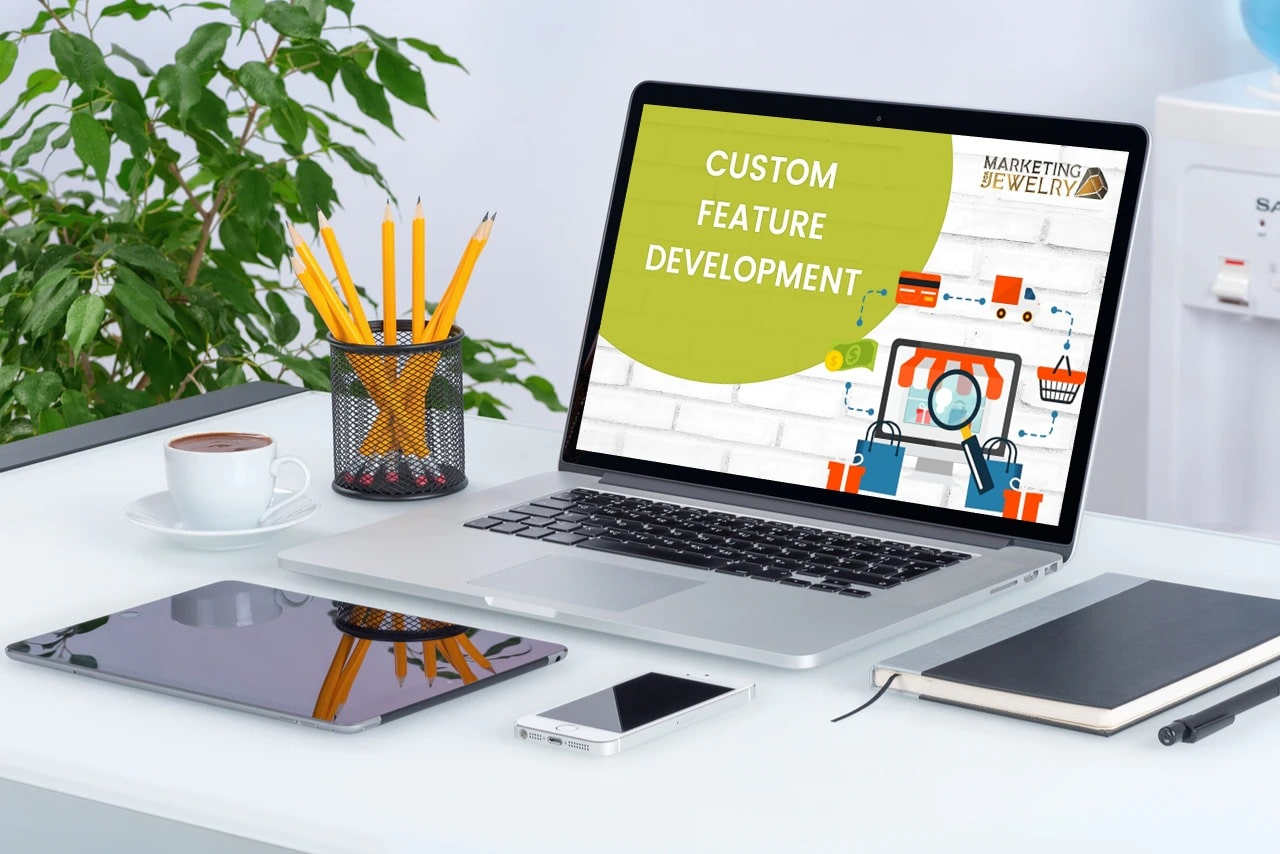 Custom feature development for Shopify store