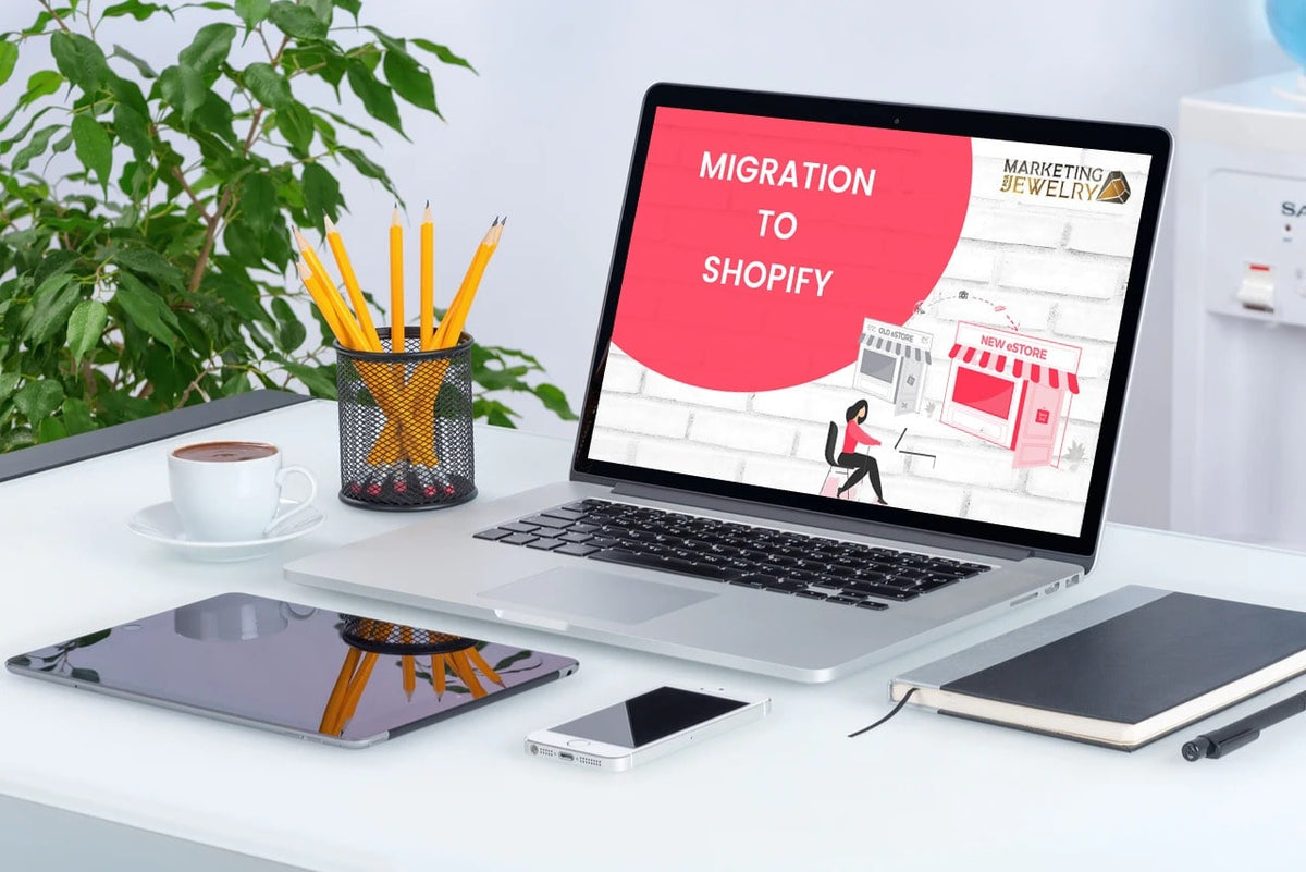 Store migration on Shopify