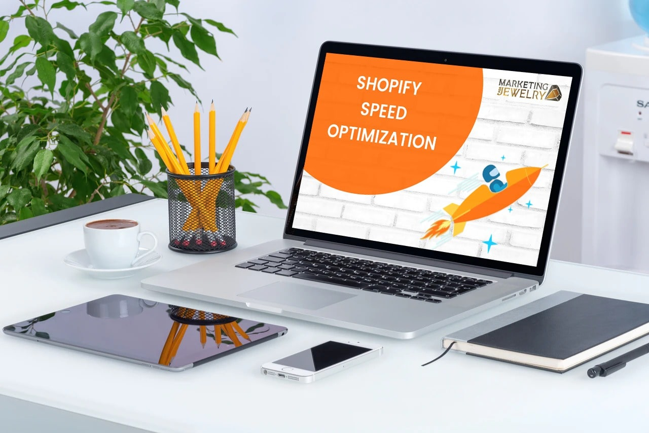 Optimisation de la vitesse du magasin Shopify
