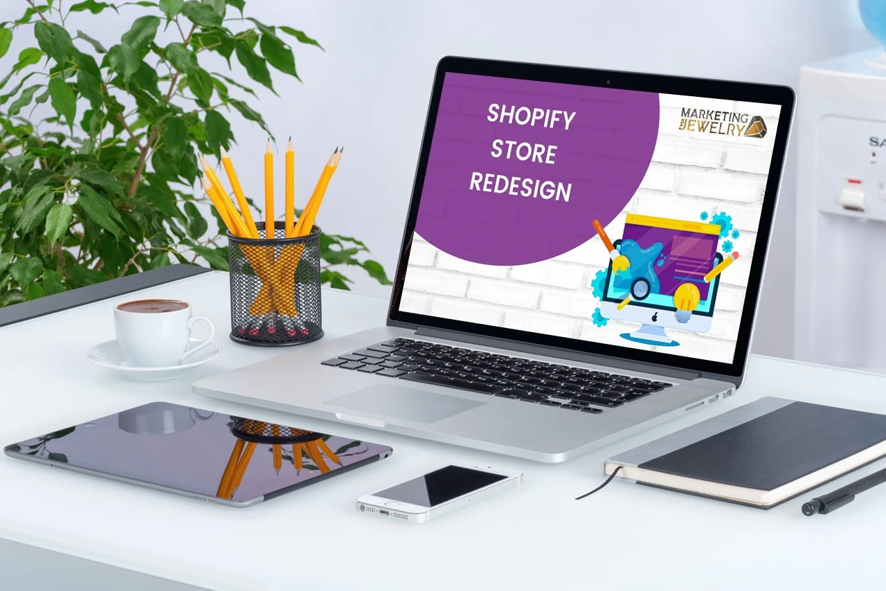 Redesign your existing Shopify store