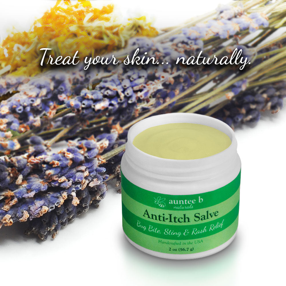 Auntee B Naturals™ Bug Bite and Anti-Itch Ointment