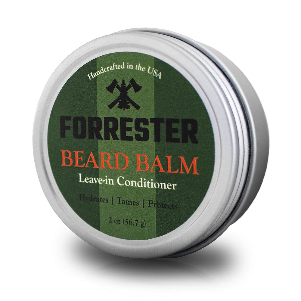 Forrester All Natural Conditioning Beard Balm