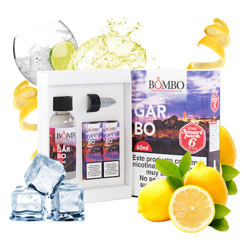 Garbo Smartpack / 60ml 0mg (Bombo)